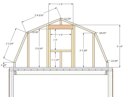 floor plans with porches gambrel roof sketchup tiny house design micro barn