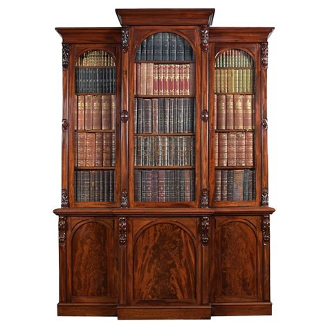 Bookcase Sale by 15 Best Collection Of Breakfront Bookcase
