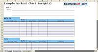 examples  calendars schedules