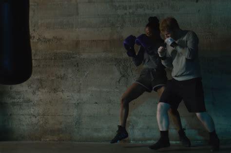 Ed Sheeran's Sporty