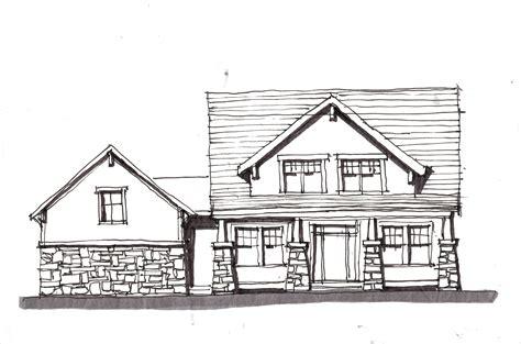 18 Harmonious Home Plan Sketch