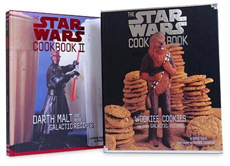 cooking  wookiee star wars cookbooks geekologie