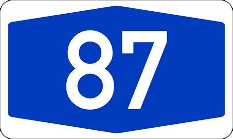 Bundesautobahn 87 Wikipedia