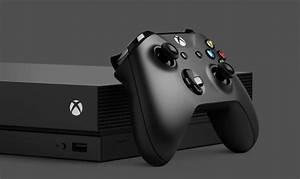 Xbox One X Spiele 4k : enth llt microsoft pr sentiert die xbox one x mit dem ~ Kayakingforconservation.com Haus und Dekorationen