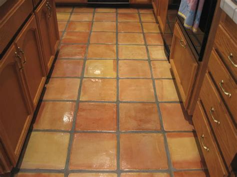Saltillo Tile Cleaning San Diego by Expert Maintenance Resealing Saltillo Tiles San Diego