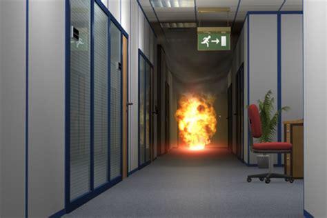 fire breaks   work