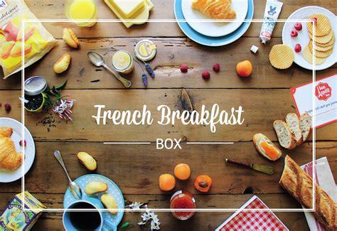 box cuisine breakfast box bon appé box gourmet food