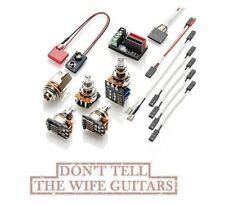 Guitars Emg Pickup Conversion Wiring Kit Solderless