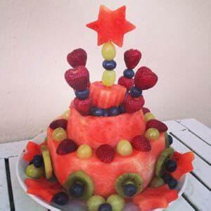 Gesunder Geburtstagskuchen für Kinder Mamaclever de