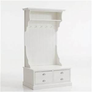 Meuble D Entrée Vestiaire : meuble entree vestiaire la redoute ~ Teatrodelosmanantiales.com Idées de Décoration