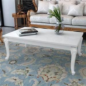 Couchtisch Weiß Hochglanz Günstig : vidaxl couchtisch 120x70x42 cm hochglanz wei g nstig kaufen ~ Bigdaddyawards.com Haus und Dekorationen