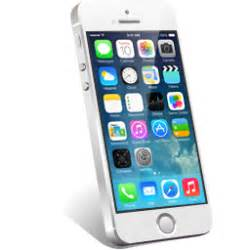 Iphone, white icon | Icon search engine