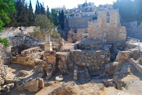 Christ visits the Sheep Gate John 5:1-2 | The Gospel Armor