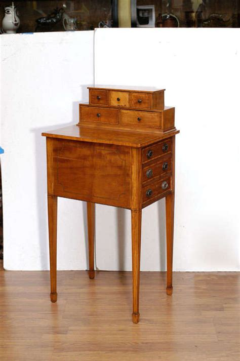 Small Writing Desks With Drawers by Style Small Writing Desk For Sale At 1stdibs