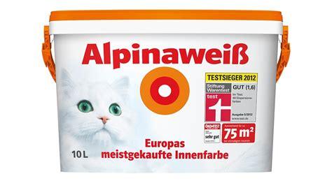 alpina spritzfrei weiss test innenfarben wand alpina farben alpinawei 223 sehr gut