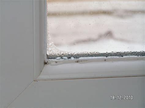 Kondenswasser Im Fenster by Kondenswasser Baublog Alexey