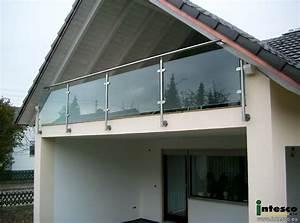 Glas Für Balkongeländer : balkongel nder balkongel nder glas 0214 intesco s r o ~ Sanjose-hotels-ca.com Haus und Dekorationen