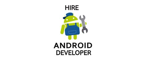 android developer android app developer for hire omkarsoft