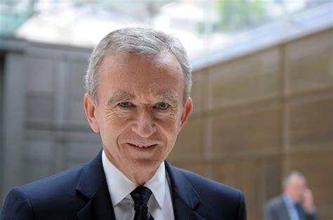 Chairman and CEO Bernard Arnault on LVMH Moët Hennessy