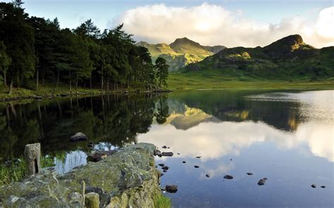 lake district national park  united kingdom hd images