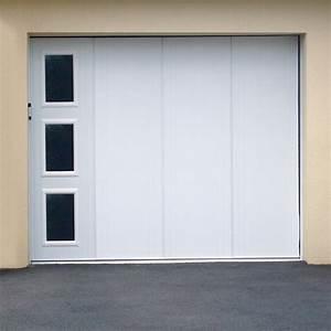 Porte de garage sectionnelle Résidence Evidence Portes