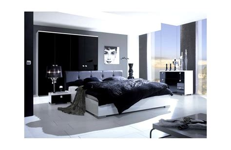 modele de chambre a coucher moderne photo déco chambre à coucher moderne