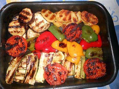 cuisine au grill les meilleures recettes de plat de légumes au four