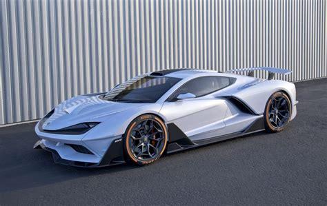 American Hybrid Cars by Fxe Is An American 1 150 Hp Hybrid Lambo Lookalike