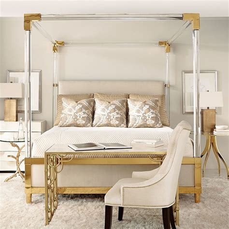Bedroom Table Ls by 20 Nightstands And Bedside Tables That Add Golden Glint To