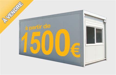 bureau modulaire occasion touax occasion le spécialiste de la vente de bungalows d 39 occasions