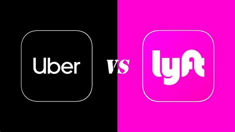 How The 2 Ride-hailing Companies Compare