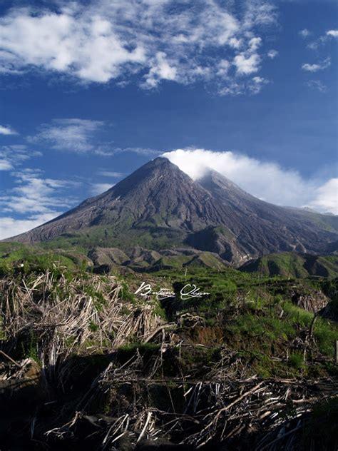 gunung merapi yogyakarta  frame photography