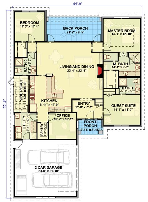 pin  home plans  design
