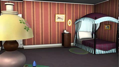chambre de disconnection quot la chambre des enfants quot turn 3d pan walt