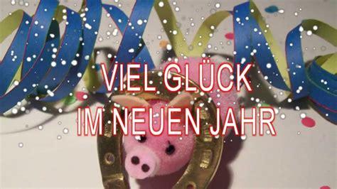 silvester  glueckwuensche youtube