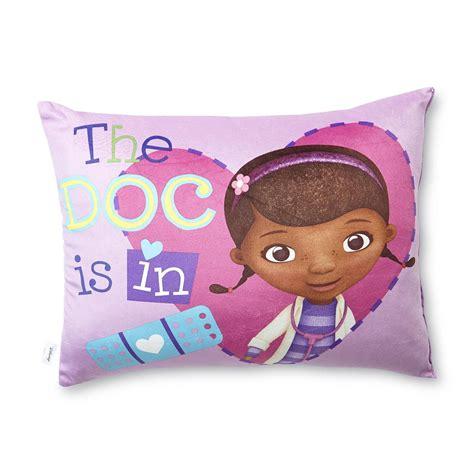 doc mcstuffins toddler bed with canopy disney doc mcstuffins bed pillow
