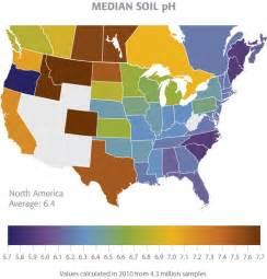 Soil pH Map United States