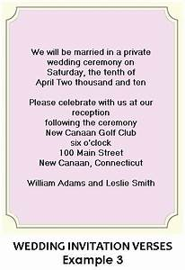 wording for wedding reception invitations With wedding invitation opening quotes