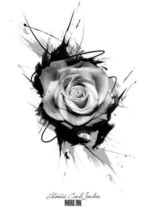 REALISTIC TRASH POLKA & modification | Neck tattoo, Rose tattoos, Tattoo sleeve designs