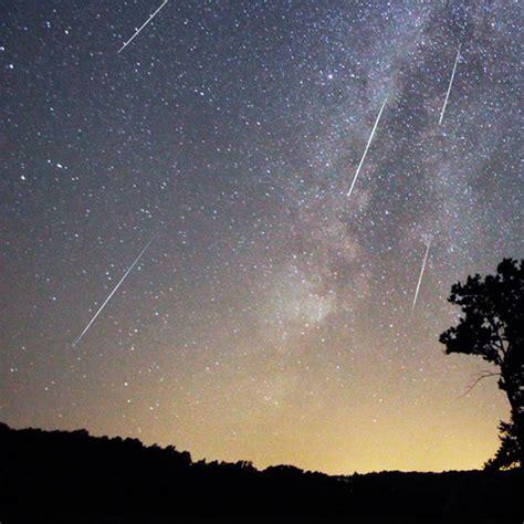 perseid meteor shower ocean house