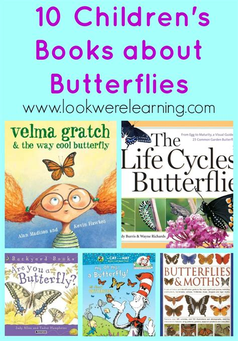 lovely children s books about butterflies look we re 740 | 10 Childrens Books about Butterflies