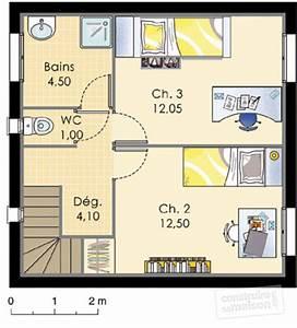 plan petite maison 2 chambres zut ju0027ai corrig par 2 With beautiful faire son plan maison 3 achat maison sur plan