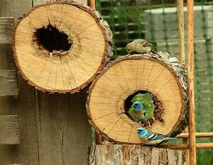 Oiseaux Decoration Exterieur : deco exterieur bois deco balcon terrasse horenove ~ Melissatoandfro.com Idées de Décoration
