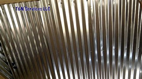 bathroom trim ideas corrugated metal ceiling install
