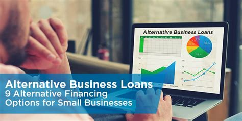 Alternative Business Loans For Small Businesses (9 Solutions