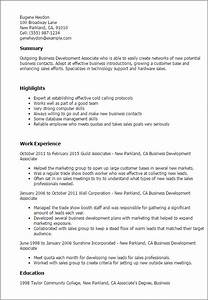 Business Resume Templates To Impress Any Employer