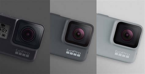 gopro hero cameras receive firmware versions