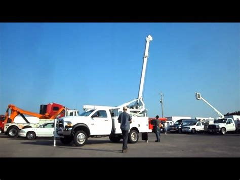2011 Dodge Ram 5500 Pulstar P10000 Pump Hoist For Sale by