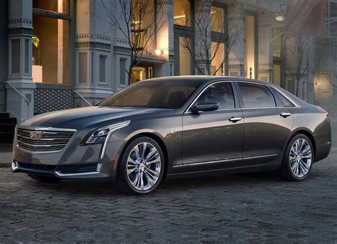 New, 2016 Cadillac Ct6 A Serious Luxury Car With Serious