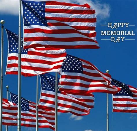 Happy Memorial Day Images Happy Memorial Day Flags Pictures Photos And Images For